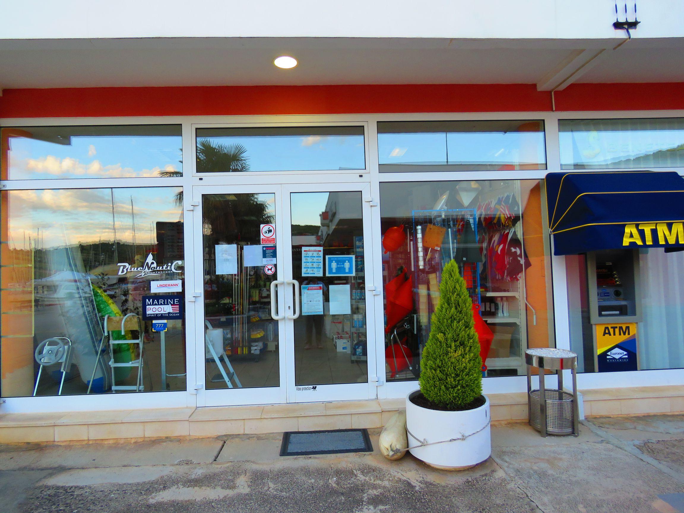 Boat Shop ATM - Kremik Marina