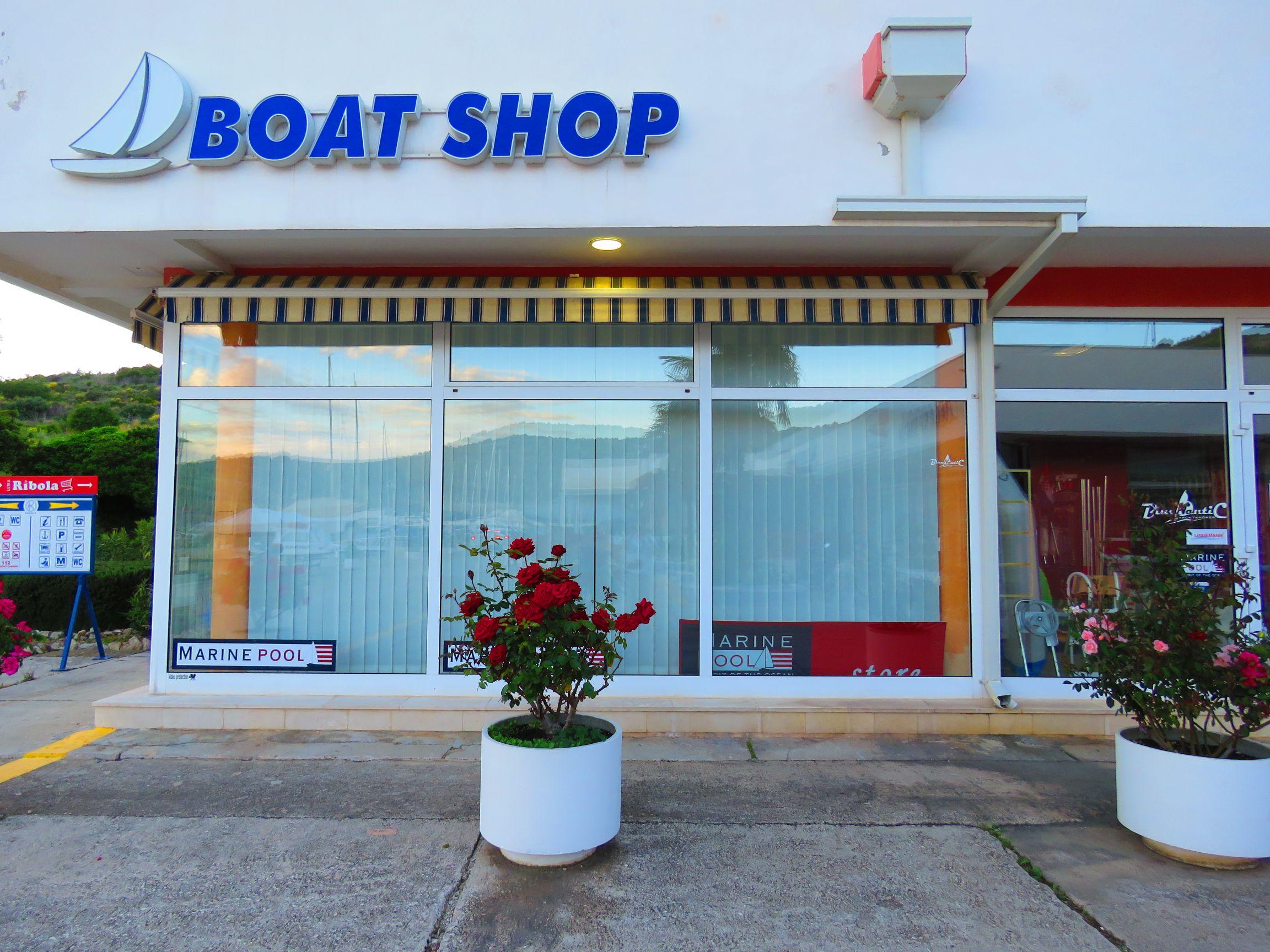 Boat Shop - Kremik Marina